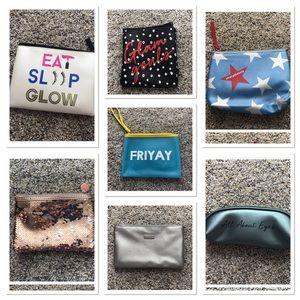 Handbags - Makeup bag Bundle 💗🤗